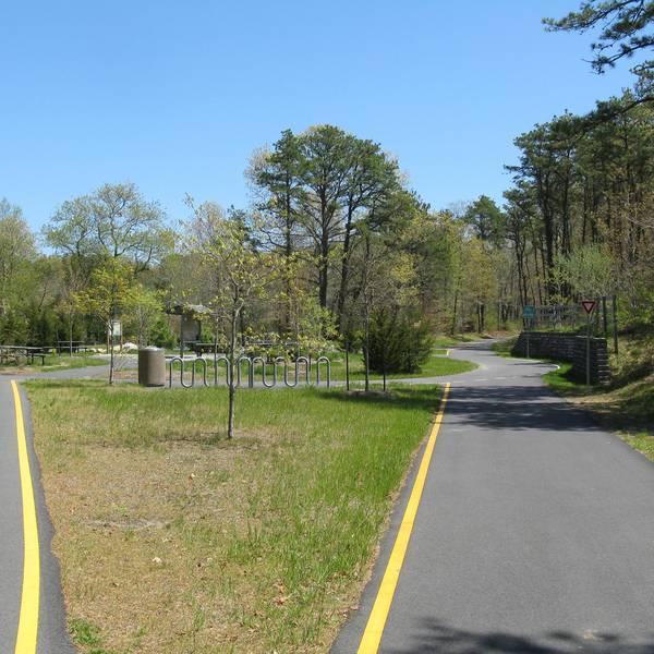 Cape Cod Rail Trail - Cape Cod - Massachusetts - Doets Reizen