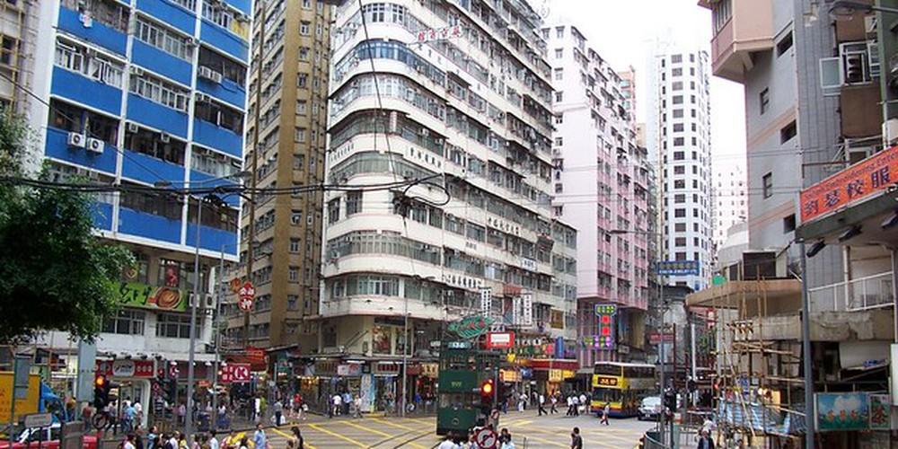 Wan Chai - Hong Kong - China - Doets Reizen