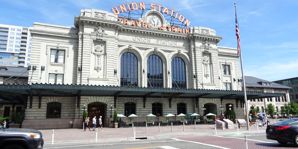 Union Station - Denver - Colorado - Doets Reizen