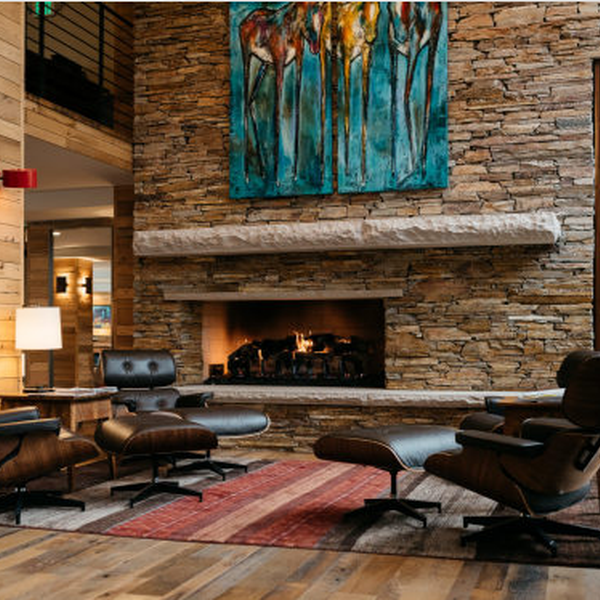Park City Peaks Hotel - lobby