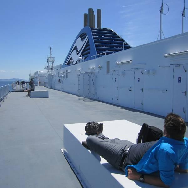 BC Ferries - British Columbia - Canada - Doets Reizen