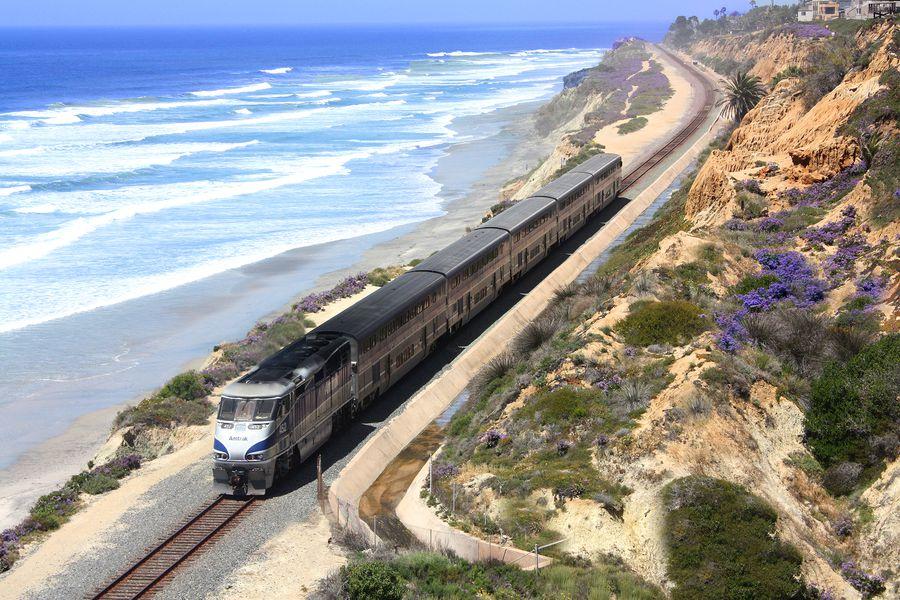Pacific Surfliner - Amtrak - Treinreizen - California - Amerika - Doets Reizen