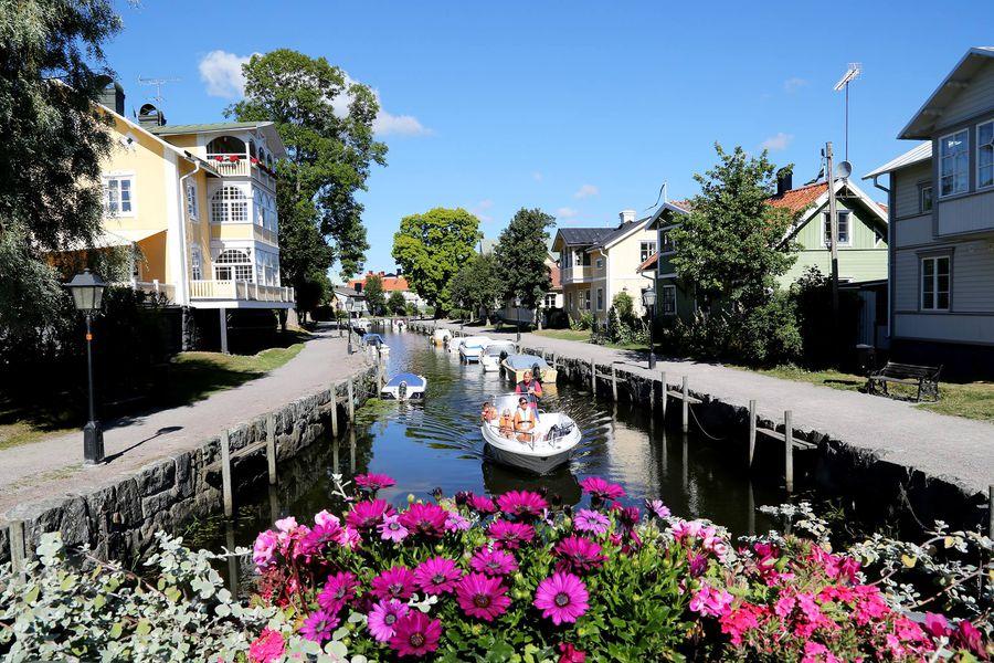 Trosa - Vakantie Zweden - Doets Reizen - Credits to Trosa Turistcenter