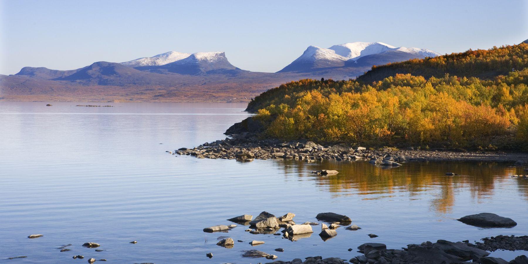 Abisko National Park Vasterbotten - Doets Reizen - Vakantie in Zweden - Credits Visit Sweden
