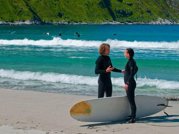 Surfen - Doets Reizen - Vakantie Noorwegen - Credits VistisNorway.com