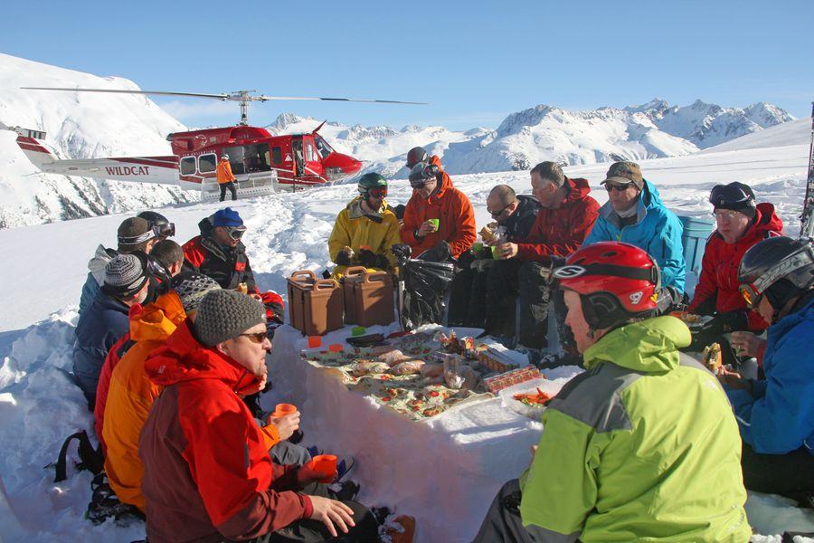 Wintersport - Heliskiën - Tyax Wilderness Resort - British Columbia - Canada - Doets Reizen