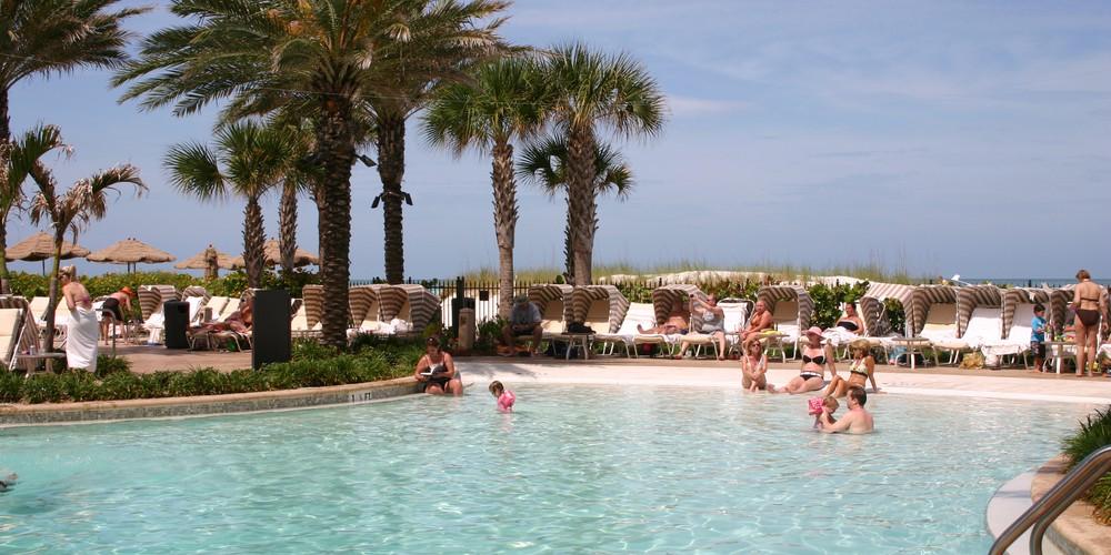Sandpearl Resort - Clearwater Beach - Florida - Doets Reizen