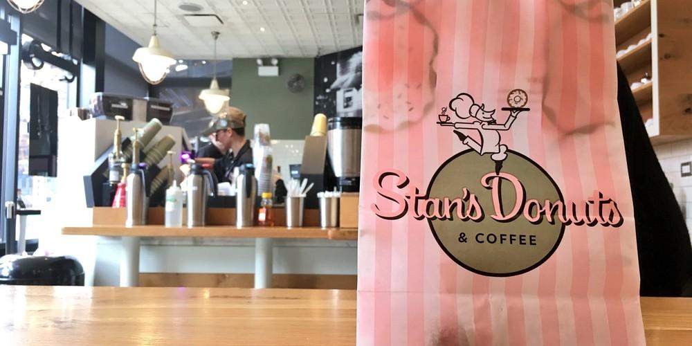 Stans Donuts - Chicago - Illinois - Doets Reizen