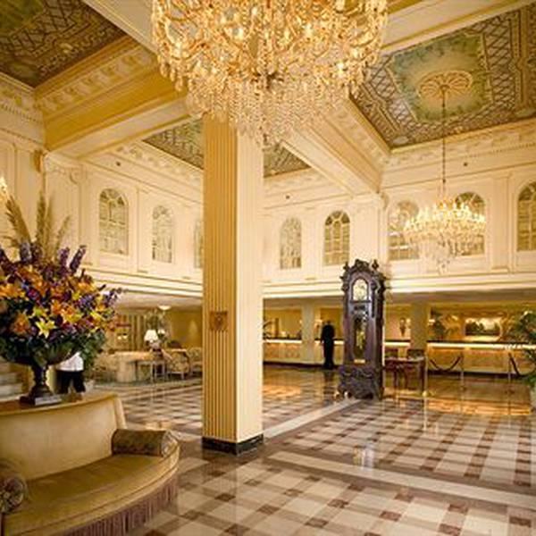 Hotel Monteleone - lobby