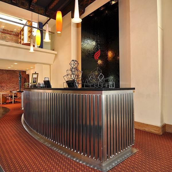 Hotel Metropolis - lobby12