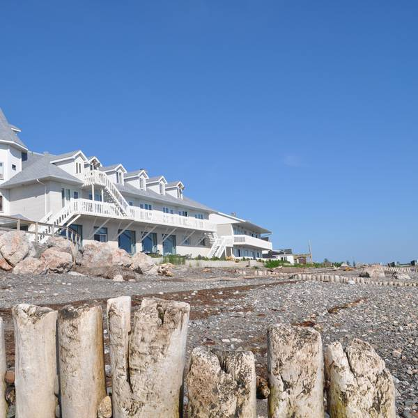 Riotel Le Chateau Blanc - strand
