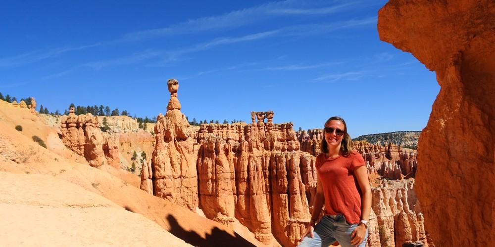 Bryce Canyon NP in Utah