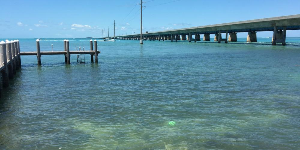 Overseas Highway - The Keys - Florida - Doets Reizen