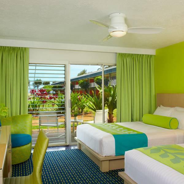 Kauai Shores Hotel - room