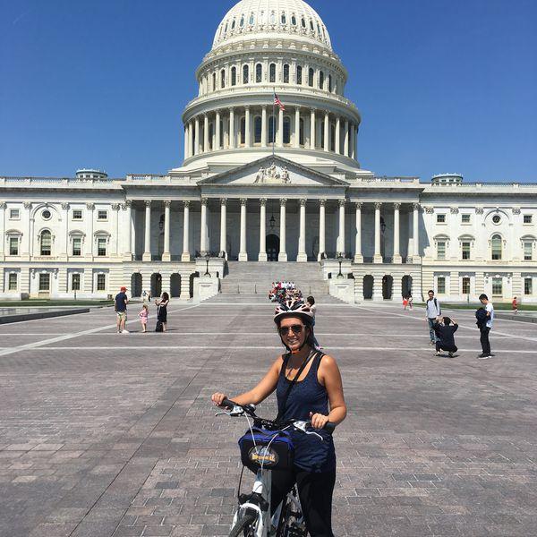 Biketour in Washington DC