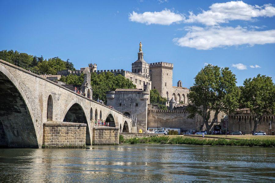 Pont avignon libre - Credits Guide Sud | Frankrijk | Doets Reizen
