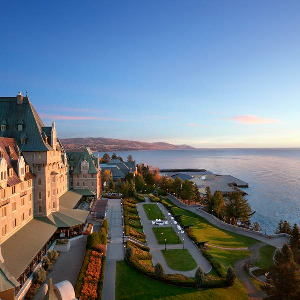 Fairmont Le Manoir Richelieu - 1