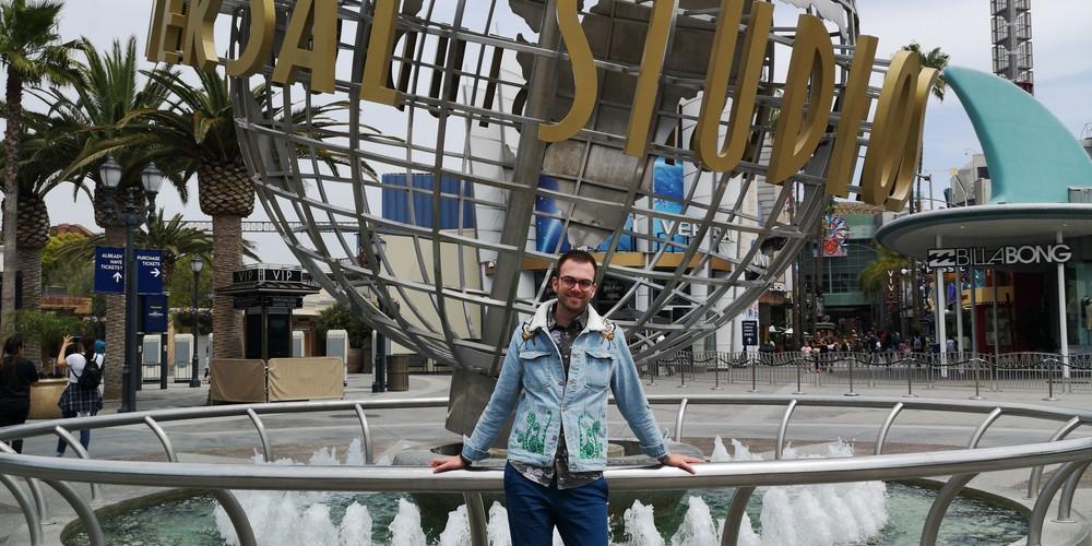 Universal Studio's - Los Angeles - California - Amerika - Doets Reizen