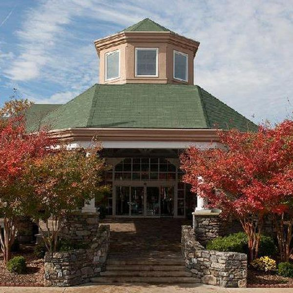 Crowne Plaza Hotel Asheville - exterior