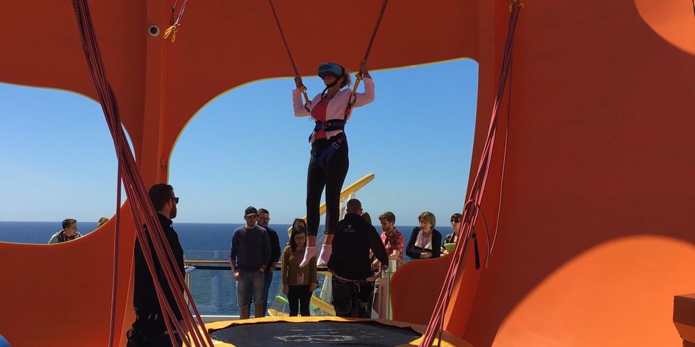 Skypad - Cruise Royal Caribbean - Cruisevakantie - Doets Reizen