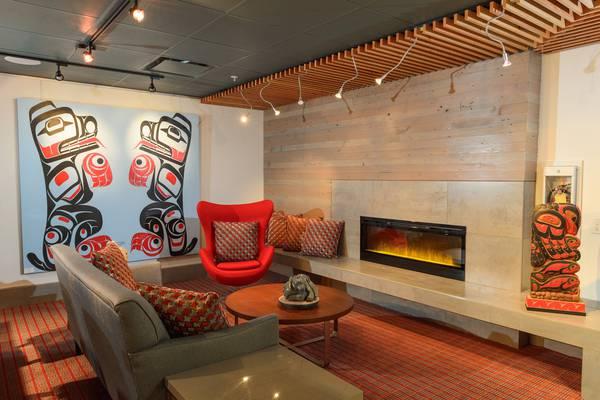 Skwachays Lodge - Vancouver - British Columbia - Canada - Doets Reizen