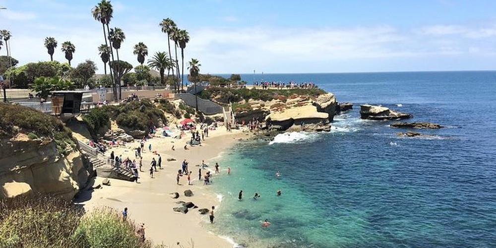 La Jolla - San Diego - California - Amerika - Doets Reizen