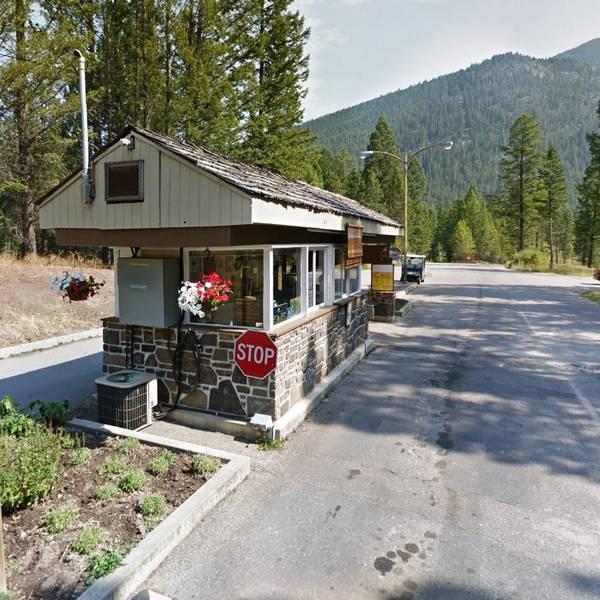 Redstreak Campground, welkom!
