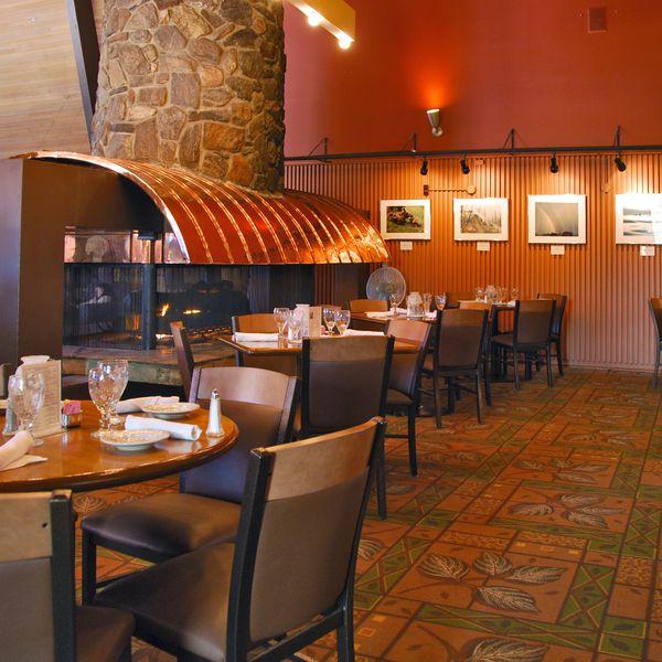 Canyon Lodge Yellowstone - restaurant
