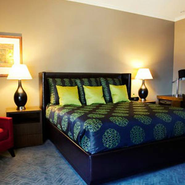 Magnolia Hotel Houston - kamer