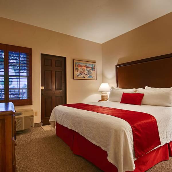 BW Hacienda - room