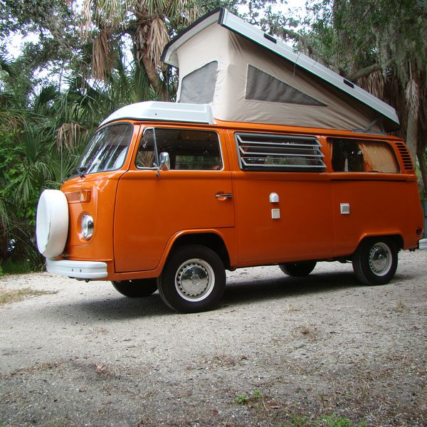 Voorbeeld van een camper van Florida Oldscool Campers