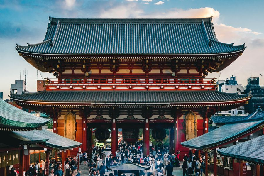 Tokyo - Japan - Doets Reizen