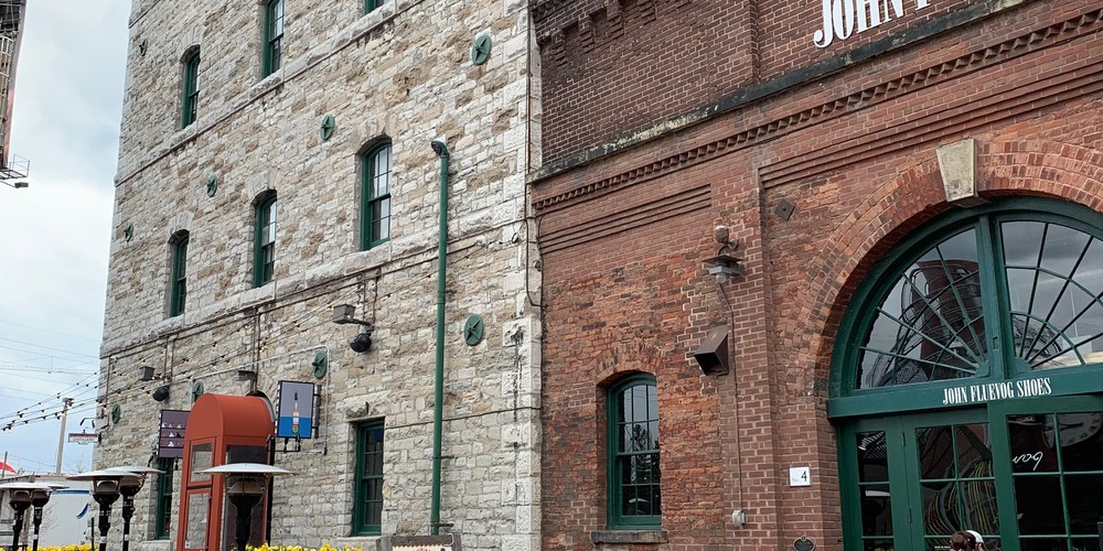 Distillery Districk Toronto