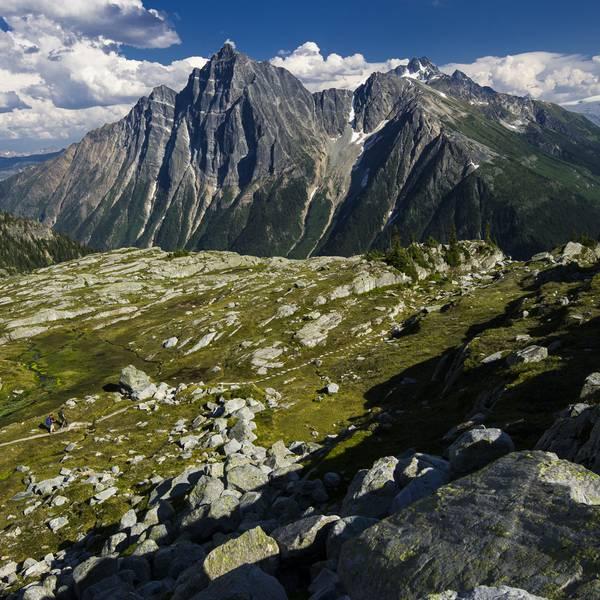 Glacier National Park - British Columbia - Canada - Doets Reizen