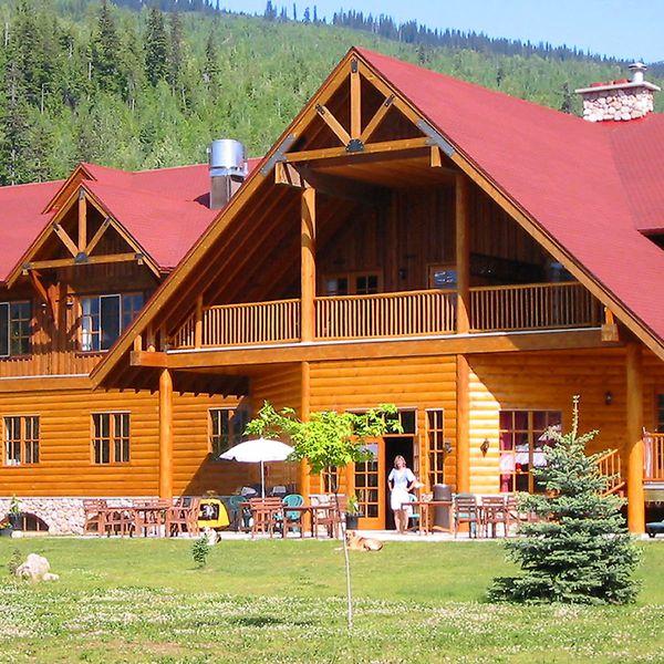 Glacier House Resort Revelstoke - buitenkant