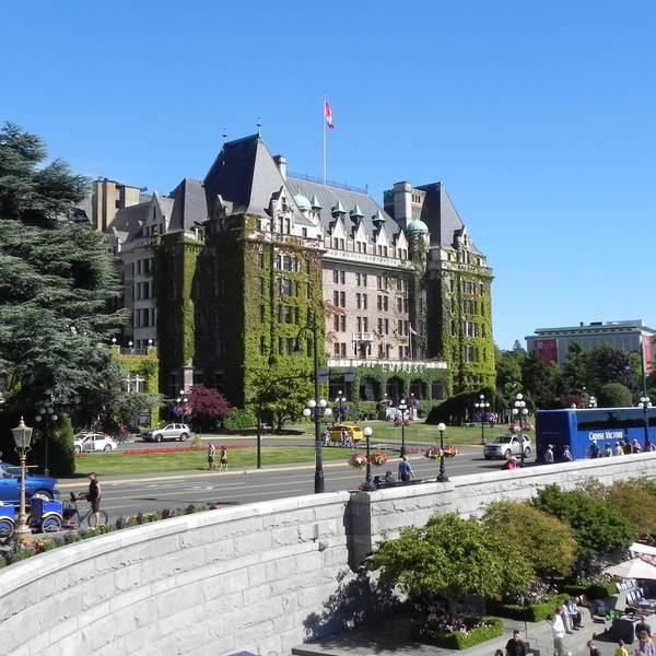 Victoria - Vancouver Island - British Columbia - Canada - Doets Reizen