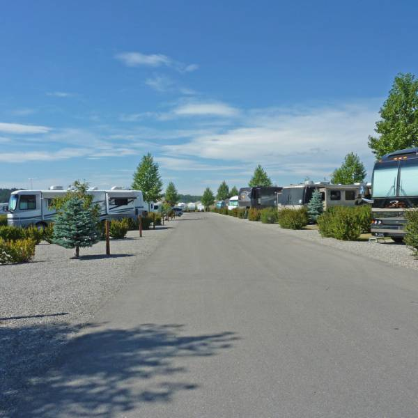 Bow RiversEdge Campground - Sfeerplaatje