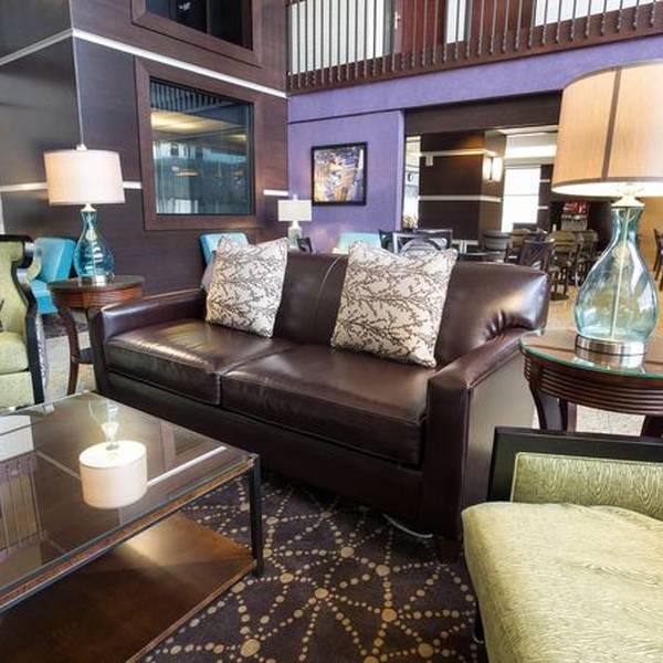 Drury Inn & Suites Atlanta Airport - lobby