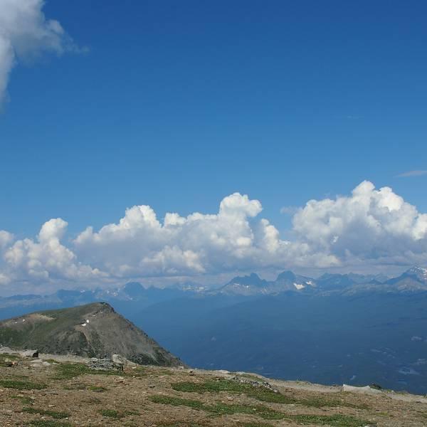 Whistler Mountain - Jasper National Park - Alberta - Canada - Doets Reizen