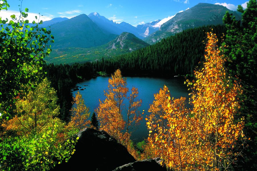Rocky Mountain National Park - Denver - Colorado - Doets Reizen