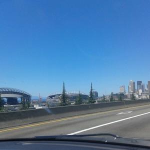 Reisdag 11 Van Portland naar Seattle. - Dag 11 - Foto