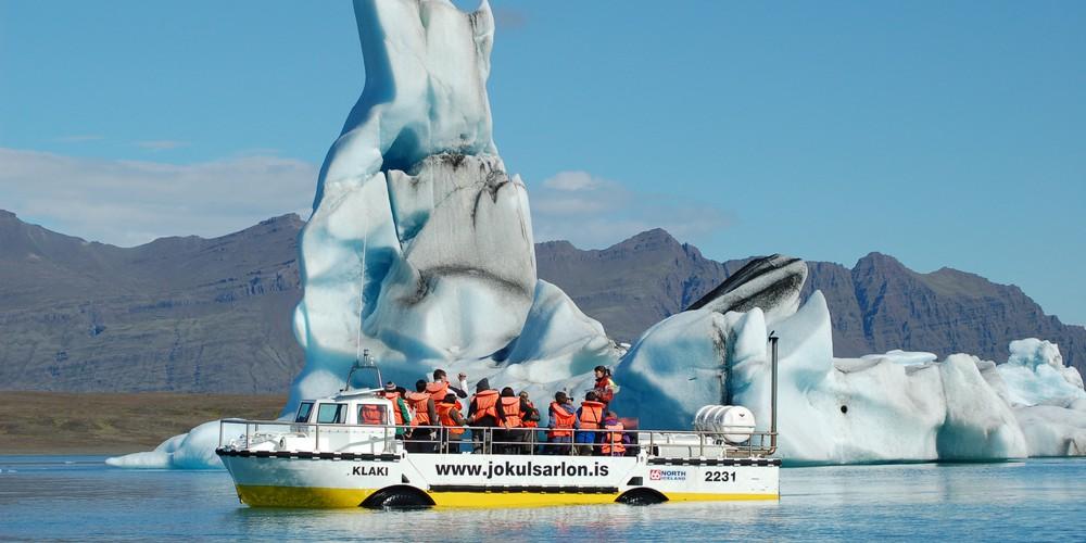 Jökulsárlón Glacial Lagoon - IJsland - Doets Reizen