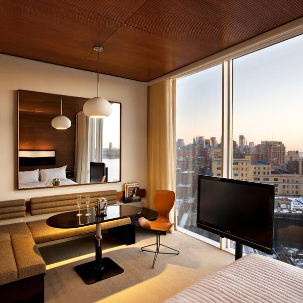 The Standard, High Line - king room
