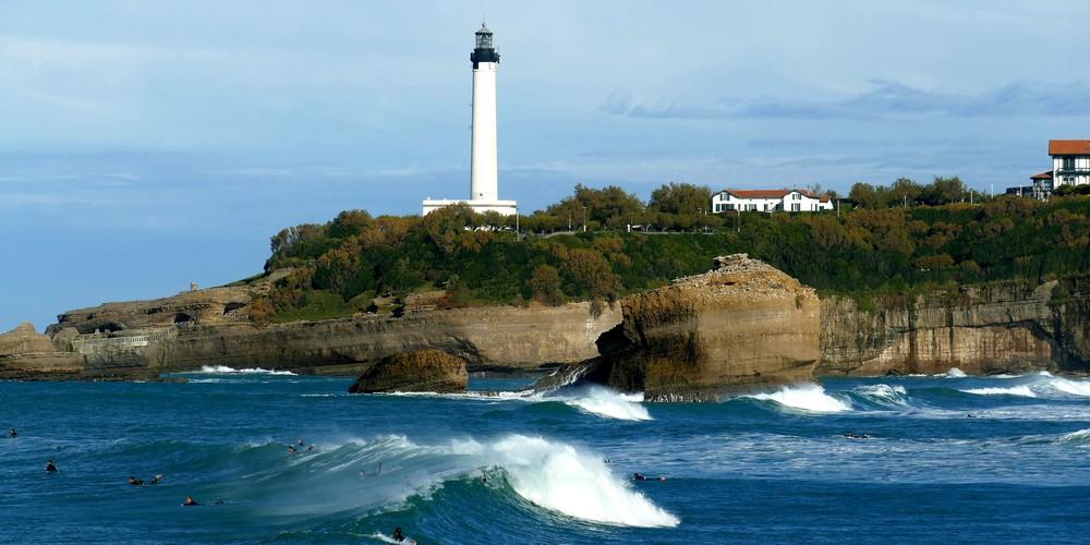 Biarritz - Doets Reizen - Vakantie Frankrijk - Credits Pixabay