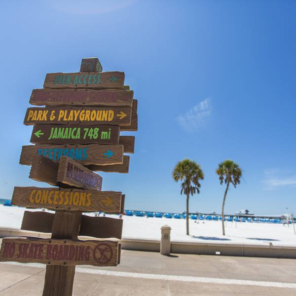 Clearwater Beach - Florida - Doets Reizen