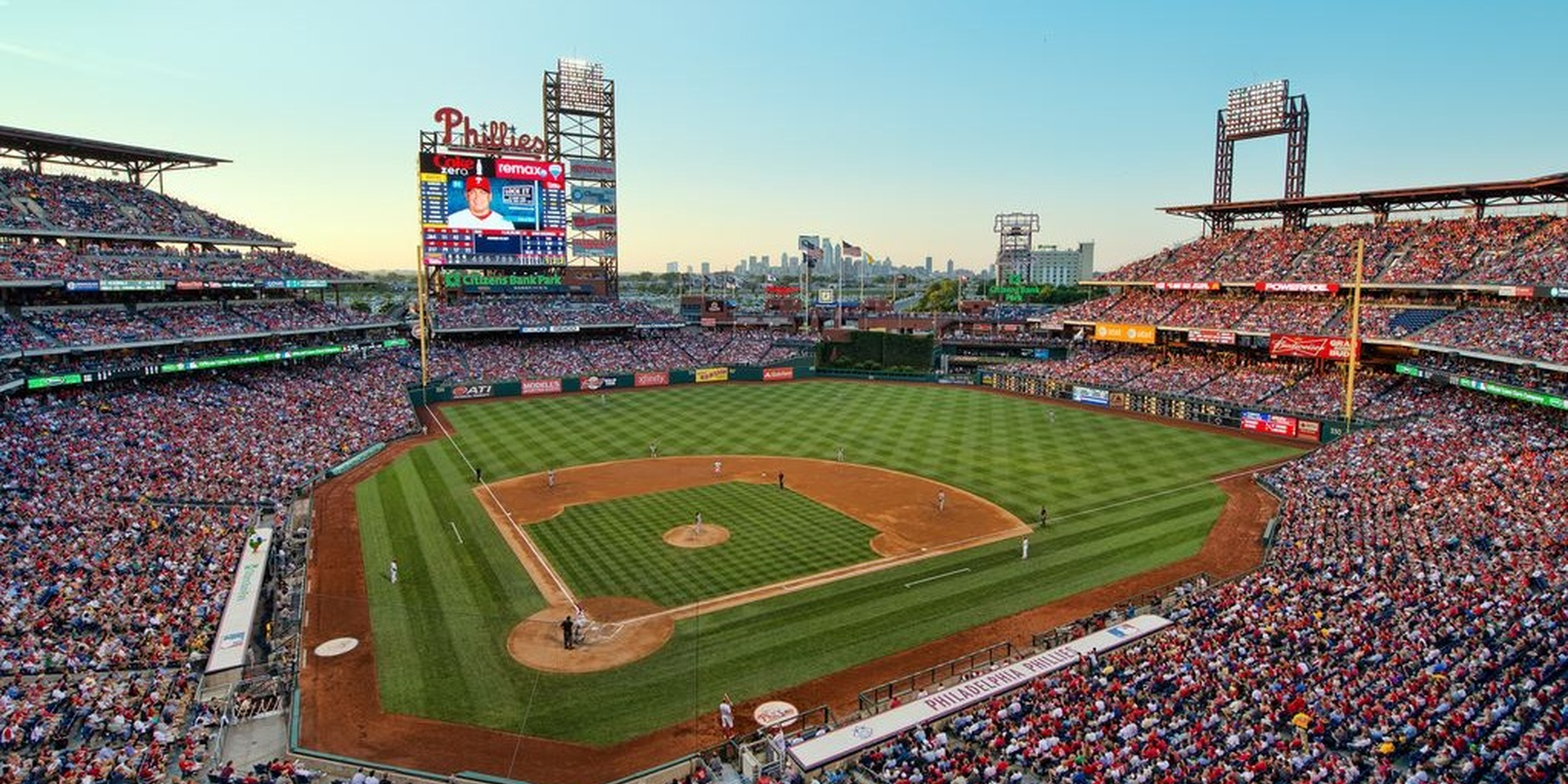 Philadelphia Phillies - Honkbal - Sport - Pennsylvania - Amerika - Doets Reizen