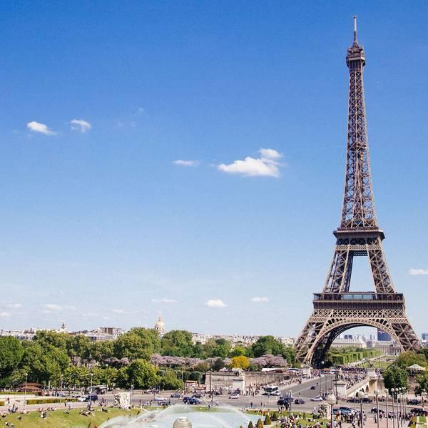 Eiffel Toren Doets Reizen afbeelding van Free-Photos via Pixabay  | Frankrijk