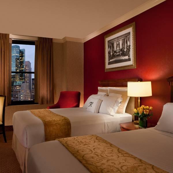 Roosevelt Hotel New York - kamervoorbeeldje