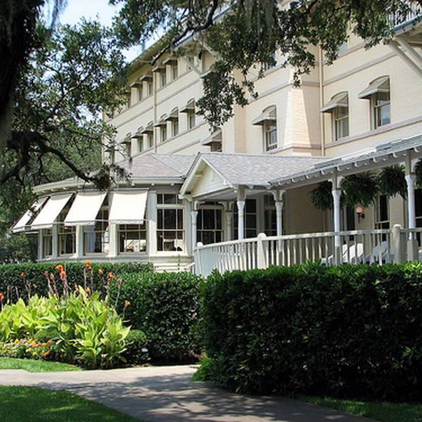 Jekyll Island Club Hotel - exterior