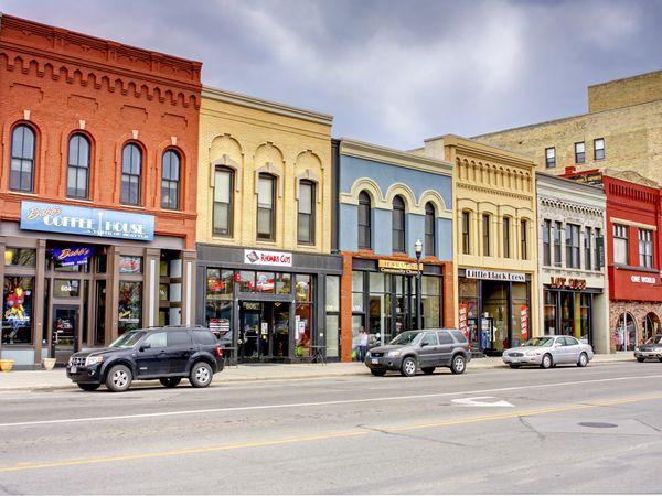Fargo - North Dakota - Amerika - Doets Reizen
